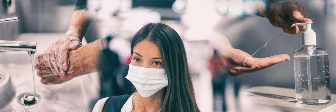 Governo normatiza meios de higiene e prevenção à Covid-19