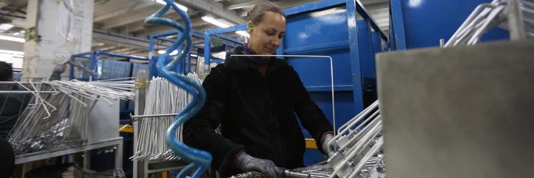 Produção industrial do Paraná cai em julho