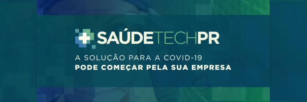 Edital Saúde Tech PR recebe 76 propostas de empresas