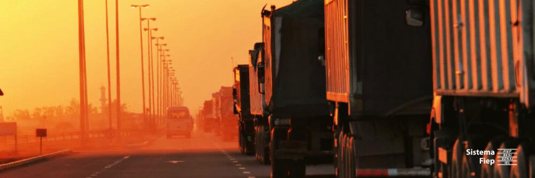 O transporte de cargas está sendo comprometido?