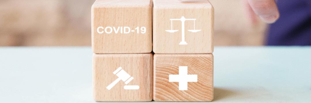 Principais legislações referentes ao enfrentamento da COVID-19