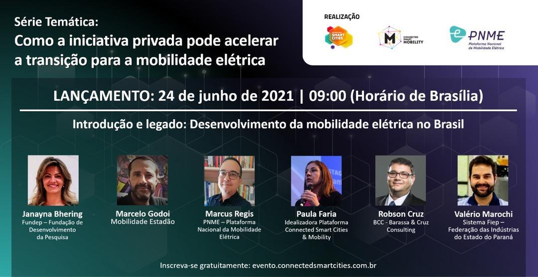 Os Desafios da Eletrificação do Transporte no Brasil