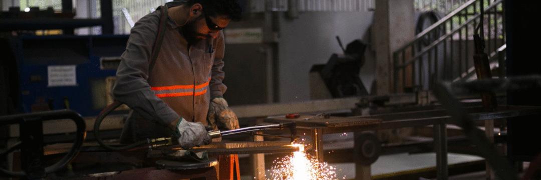 Produção industrial de fevereiro cresce 3,1% no Paraná