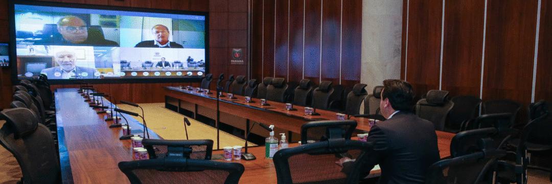 Paraná prepara plano para retomada da economia no pós-Covid-19
