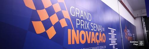 Senai no Paraná promove Grand Prix de Inovação para encontrar soluções para o combate à COVID-19