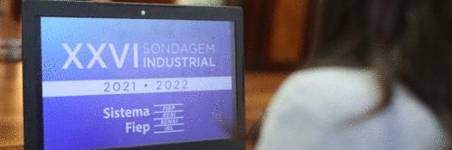 Fiep convida empresários para participar da 26ª Sondagem Industrial