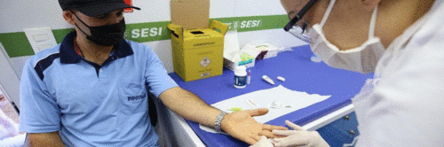 Qual a importância de se realizar os testes rápidos para diagnósticos de COVID-19?