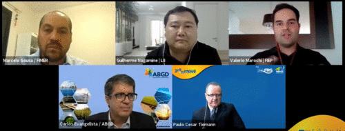 Fórum MOVE - Debate do painel oportunidades e desafios do setor MOVE