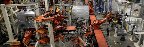 Produção industrial do Paraná cresce menos em junho