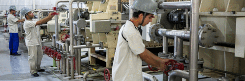 Produção industrial do Paraná registra forte crescimento em março