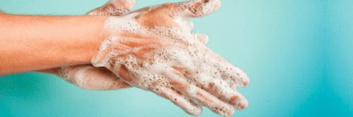 Como lavar as mãos corretamente?