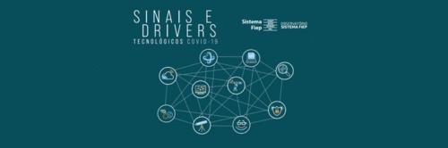 Sinais e drivers tecnológicos - Covid-19
